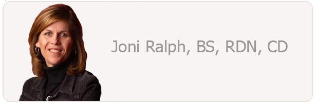 Joni M. Ralph, BS, RDN, CD