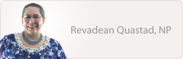 Revadean Quastad, NP