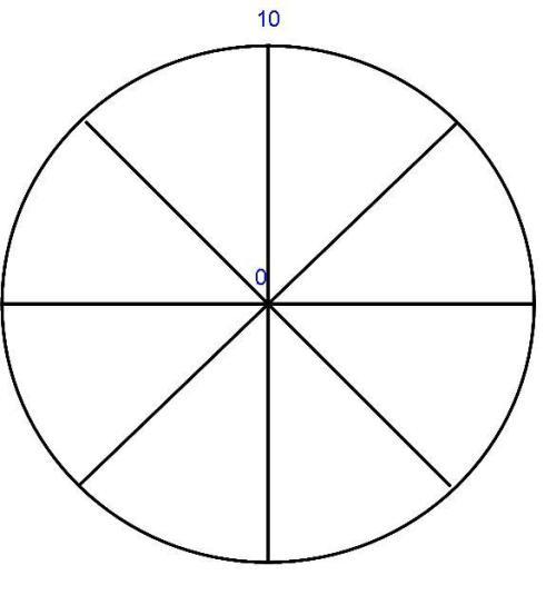 blank word wheel template