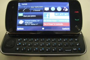 Videos: Nokia N97 Blogger Preview – Please no orange backlit keyboard!