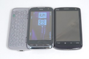 Preview: HTC Touch Pro2 by hardwarezone