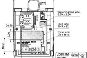 Coming soon: Nokia C3-00? (RM-614)