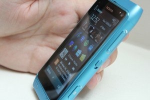 Biggest Nokia N8 Gallery Ever: Blue N8 Overload ^_^