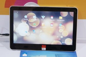 "China's first MeeGo tablet – The NPad, 10.1"", Moorsetown with 8 hour battery life"