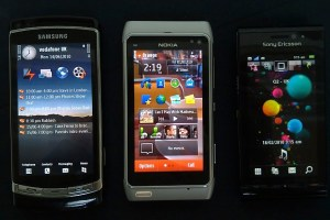 Fight: Nokia N8 vs Samsung i8910 vs iPhone 4 vs Sony Ericsson Satio vs HTC Desire