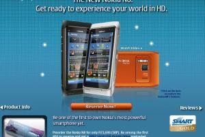 Nokia N8 available for Preorder in the Philippines – 23,669PHP (~340GBP)