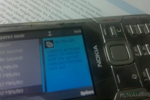 Video: Nokia N8 Sequence Mode App in the works by Dr Iain Wallace :p