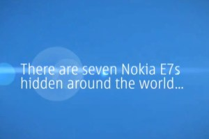 Competition: Nokia E7 to be won every day this week: Search for Nokia E7