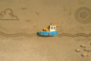 Nokia Gulp – World's Largest Stop Motion Animation shot on a Nokia N8 (and behind the scenes