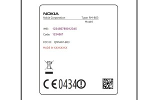 Nokia RM-803 passes FCC (comes with bluetooth headset?))