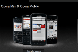 Opera Mini & Opera Mobile for Symbian Updated.