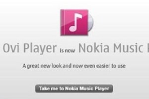 'Ovi Music Player' becomes 'Nokia Music Player'