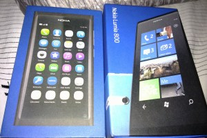 Mango vs. MeeGo: Transition from N9 to Lumia 800 (and back)