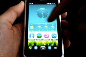 Video: SPB Shell 3D v1.2 for Symbian on Nokia N8 : Belle and WRT Widgets support
