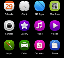 #N9Hacks: Live Clock Icon (App)