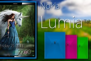 My Dream Nokia #37: Nokia LumiaTab – Windows 8 Nokia Lumia Tablet