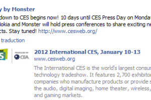 Nokia and Monster coming to CES for more new exciting products.
