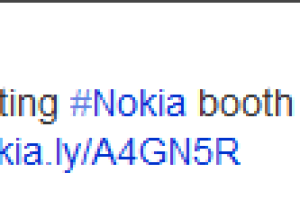 Facebook Joins Nokias CES Booth Soon (Live Stream link)