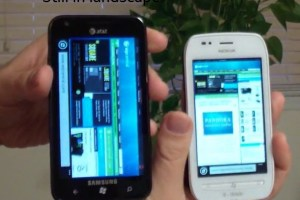Video: Nokia Lumia 710 faster rotation speed than 800/Focus S (maybe even iPhone 4S?)