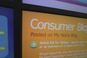 Video: Nokia's Social Screens, a Command Centre View on Social Media with Agora