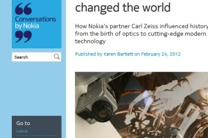 "NokConv: All About Carl Zeiss, ""How Carl Zeiss lens changed the world"""