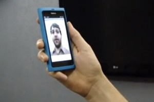 N9Apps: Facelock demoed on the Nokia N9