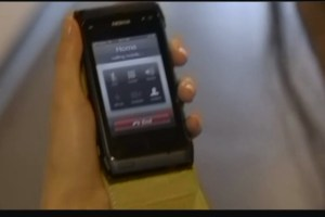 N8 appears in Aussie Drama; Boasts iOS Call UI
