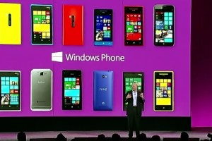Nokia Lumia on sale on the weekend for Europe, rest of the world, November.