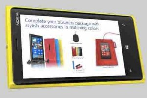 Video:  Set up Office 365 on the Nokia Lumia 920