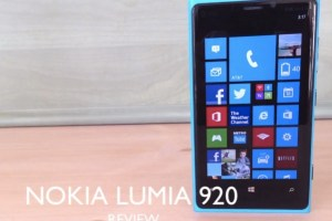 Video: Delicious Cyan Nokia Lumia 920 review (+Lisa/MTR's 920 review)