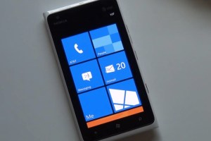 Video: Official WP7.8 Update on Nokia Lumia 900 (AT&T)