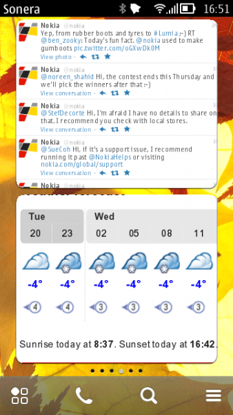 2-2-HomescreenTwitterAndWeather