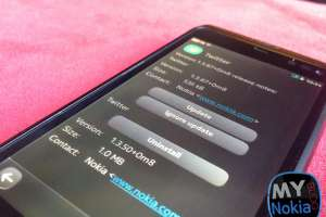 N950 receives Twitter update; N9 app update coming soon? (Changelog incl.)