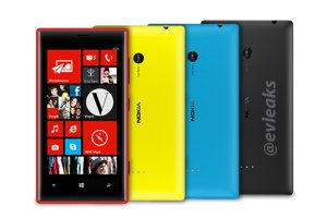More Lumia 720 and 520 images; This Time From The Back