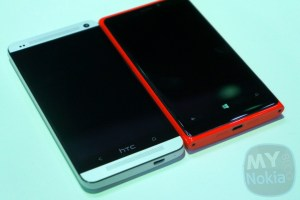 Lumia 920 Vs. HTC One Hardware/Design Comparison