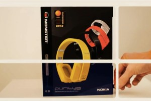Video: Nokia Purity Pros unboxing (black)