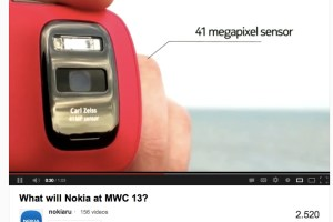 Nokia Russia speculates about MWC 13 – talks WP and 41mp PureView- Shows first PureView prototype – #EOS