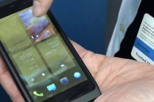Video: Jolla Sailfish demo on Nokia N950