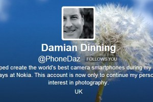 "Nokia's ex-imaging Head, Damian Dinning teaches HTC the definition of ""Breakthrough"""