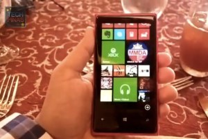 Video: Nokia Lumia 920 in the Philippines