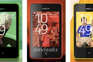 Leakyleak: Sleek New Nokia Ashas (N9 Minis?)