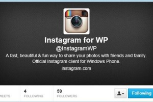 @InstagramWP Twitter Account Appears, Followed by Official @Nokia (Updated)