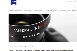 Carl Zeiss becomes ZEISS, already branded PureView ZEISS on Nokia EOS/Lumia 1020