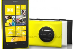 More Lumia 1020 leaks in White, Yellow and Black; OIS Confirmed? (Update: Fake?)