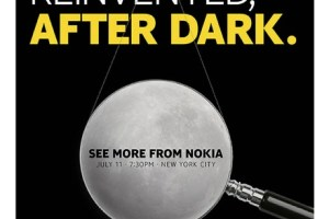 Invite: #ZoomReinvented After the Dark, Party in New York for New Nokia Lumia 1020/EOS #ZoomParty