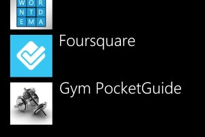 Lumiappdates : Wordament, Foursquare and Gym PocketGuide
