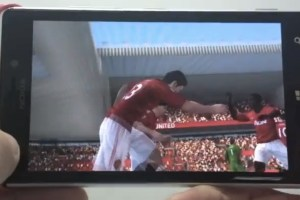 Lumiapps: FIFA 13 – Nokia Lumia Exclusive (not on Android?) – demo on Nokia Lumia 925