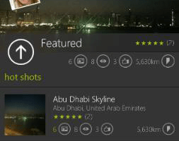 Social Scene – Social Time Lapse Photography for Windows Phone
