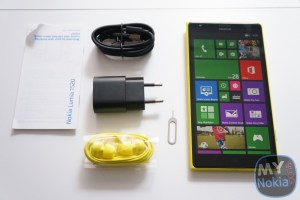 YELLOW Nokia Lumia 1520 Unboxing Video & Gallery