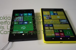 Video: Lumia 1520 Performance Test + Camera Speed Vs Lumia 1020